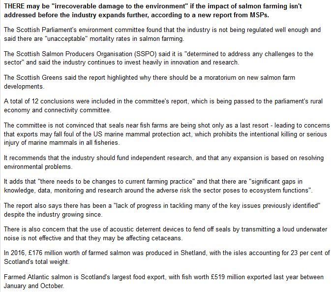 Shetland News 5 March 2018 #2