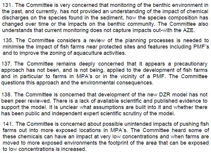 SP ECCLR Inquiry report 5 March 2018 Views of the Committee #6