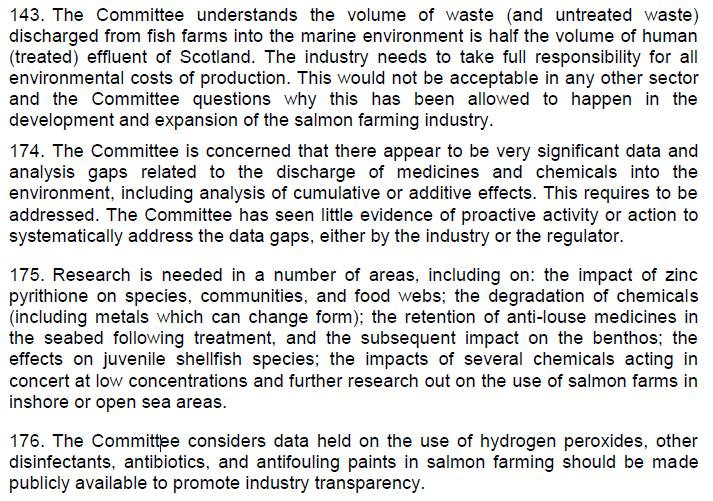 SP ECCLR Inquiry report 5 March 2018 Views of the Committee #7