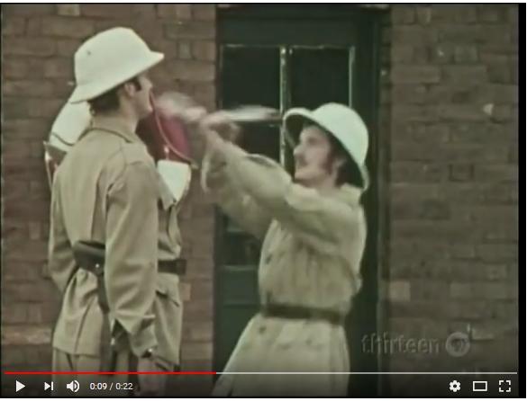Monty Python Fish Slapping Dance #2
