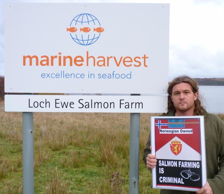 Don at MH Loch Ewe farm criminal
