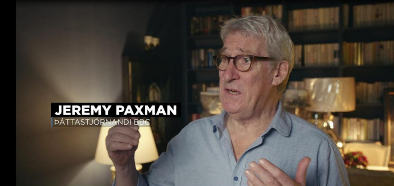 Paxman photo #2 arguing