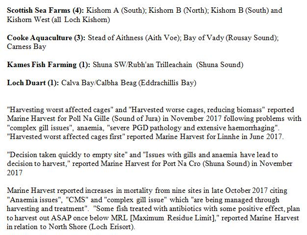 Fast Tracked Scottish Salmon May 28 2018 Press Release #3