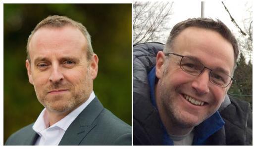 Ian Roberts & Chris Read