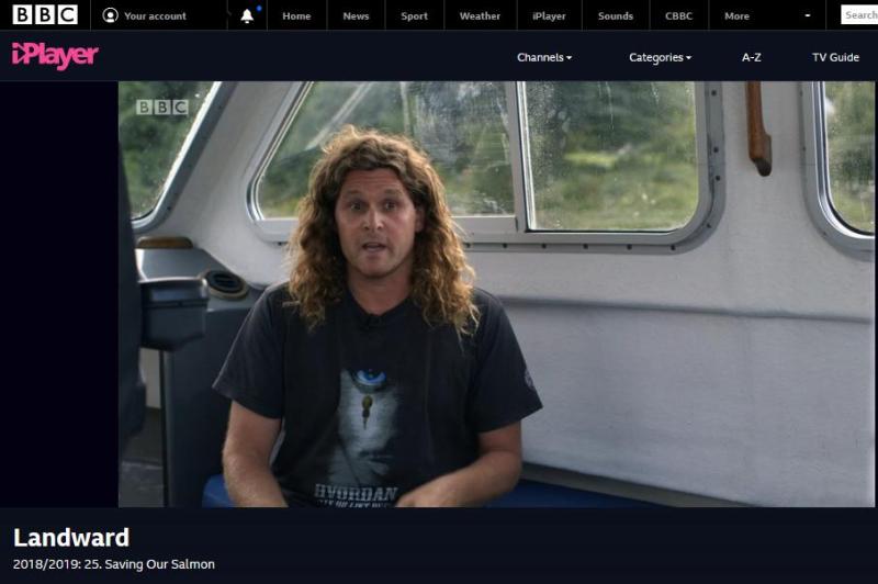 Don on BBC Landward #3