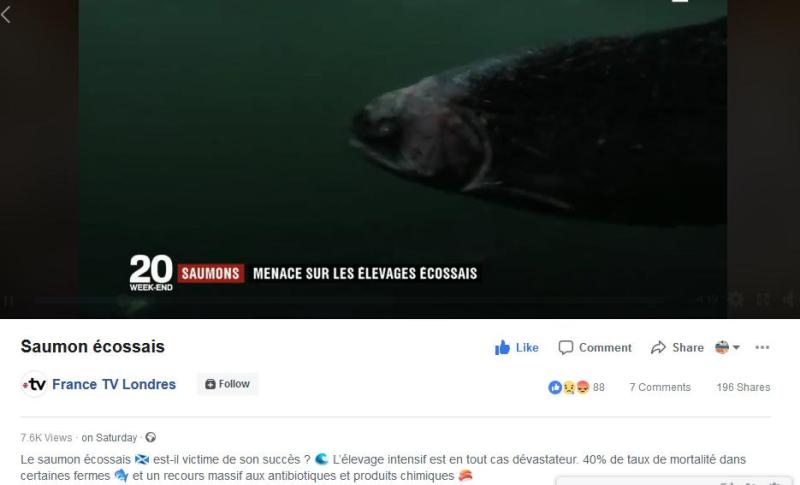 France 2 Facebook
