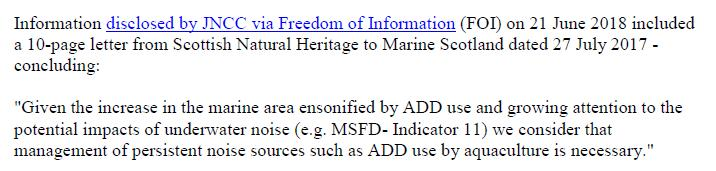PR Sounding Off - ADDs evade Marine Noise Registry 10 Sept 2018 #10