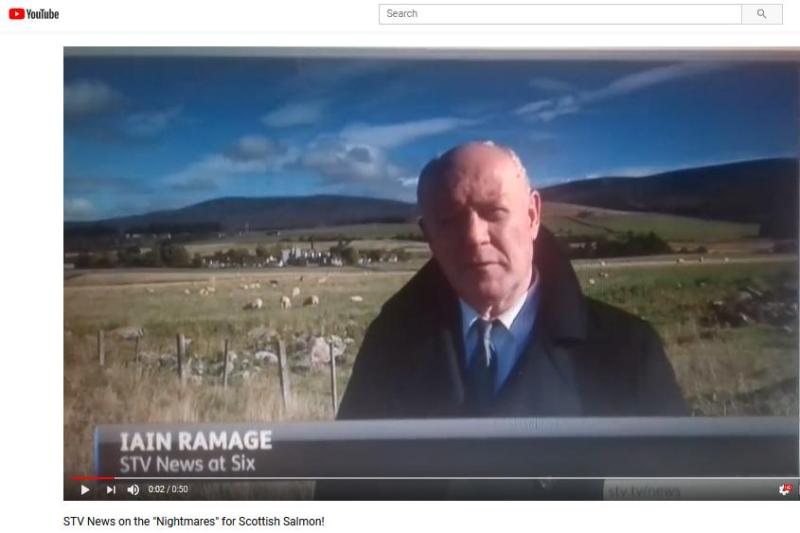 STV News Iain Ramage 5 October 2018 Iain