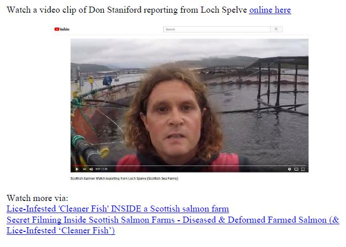 PR Dirty Secrets Lurking Under Scottish Salmon's Lice Skirt 7 Sept 2018 #3