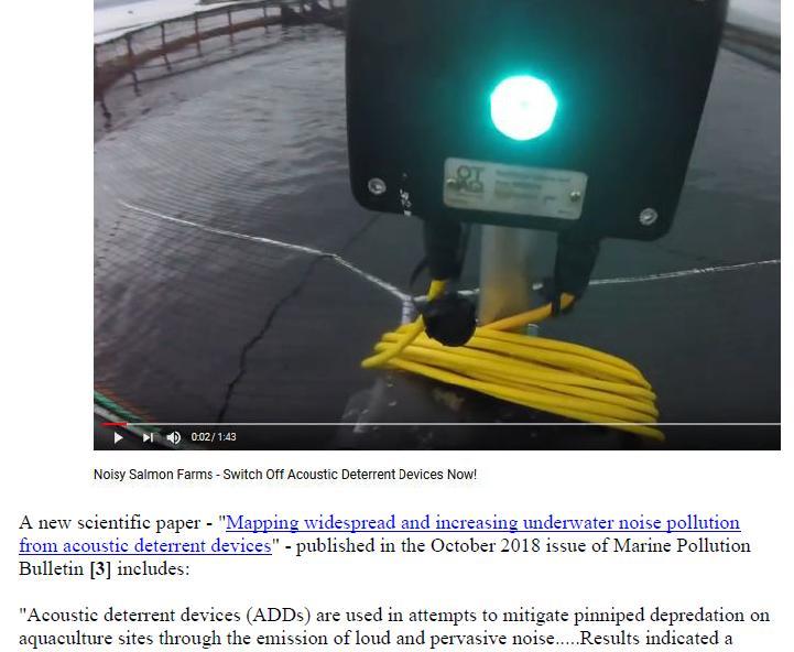 PR Sounding Off - ADDs evade Marine Noise Registry 10 Sept 2018 #4