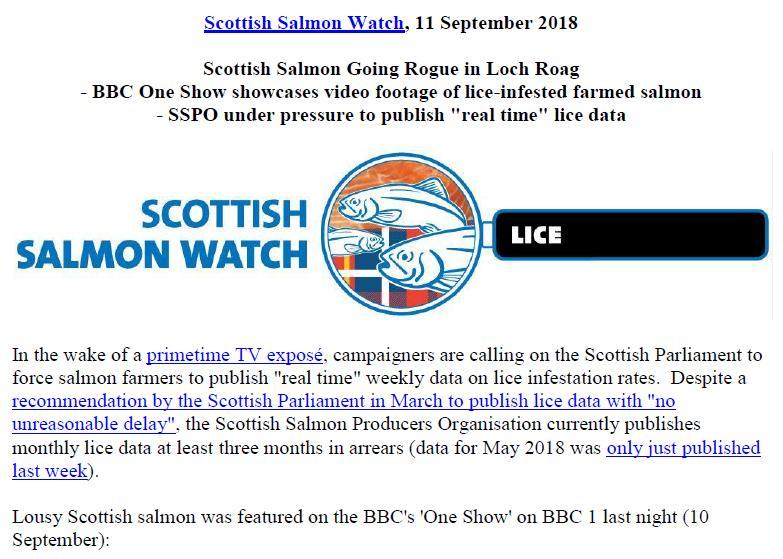 PR Going Rogue in Loch Roag 11 September 2018 #1