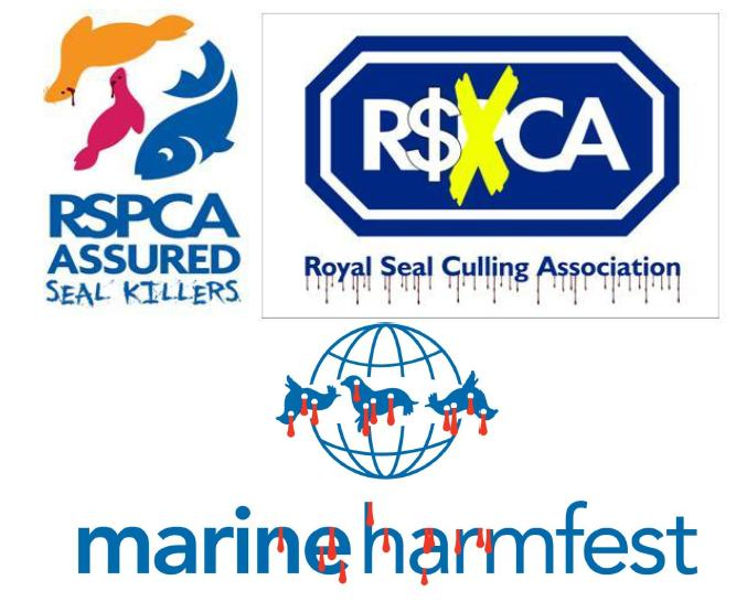 PR RSPCA Sainsburys Carry On Killing Seals 4 Jan 2018 #2