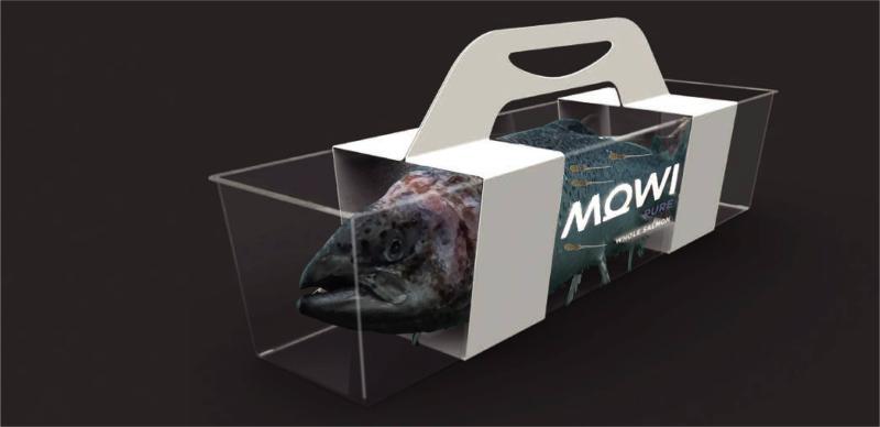 MOWI packakging spoof