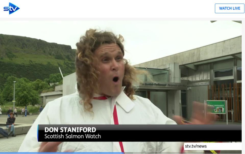 STV News 22 July 2019 #6 Don with title