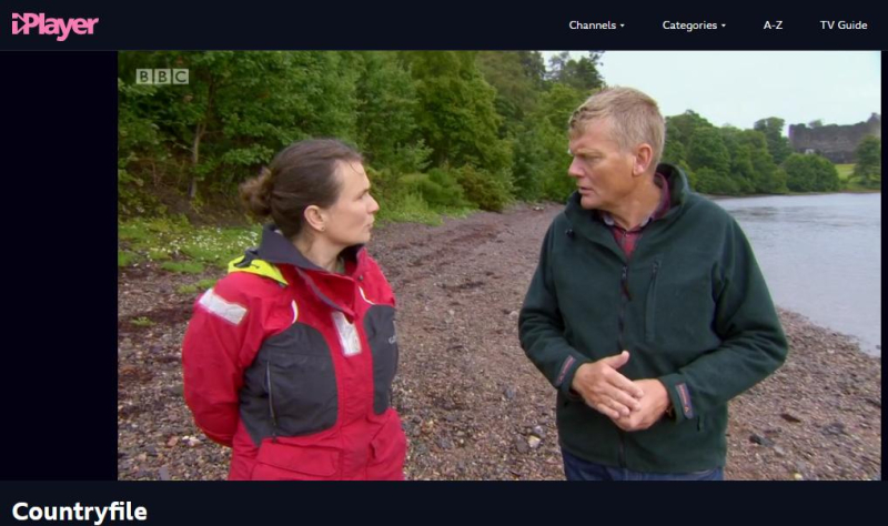 Countryfile 4 Aug 2019 #4 Dr Denise Risch