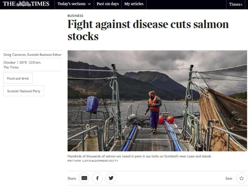 Times fight against disease 1 Oct 2019 #1