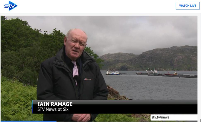 STV News 19 June 2019 TV version #8 Iain Ramage reporting