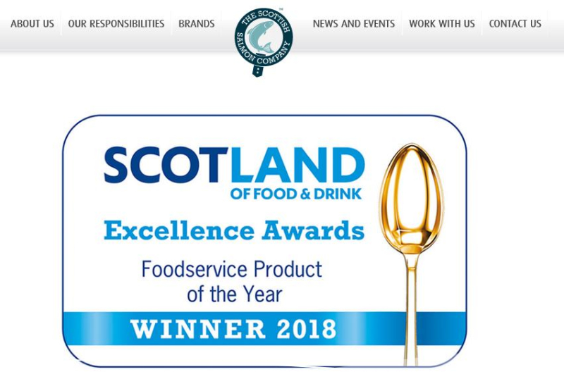 Excellence award 2018