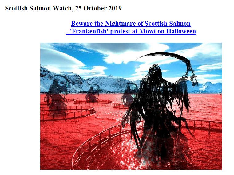 PR Nightmare of Scottish Salmon 25 Oct 2019 #1