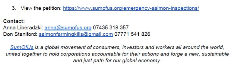 PR Salmon farm emergency investigations 18 July 2019 #3