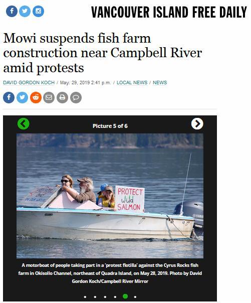 Swim against fish farm #9