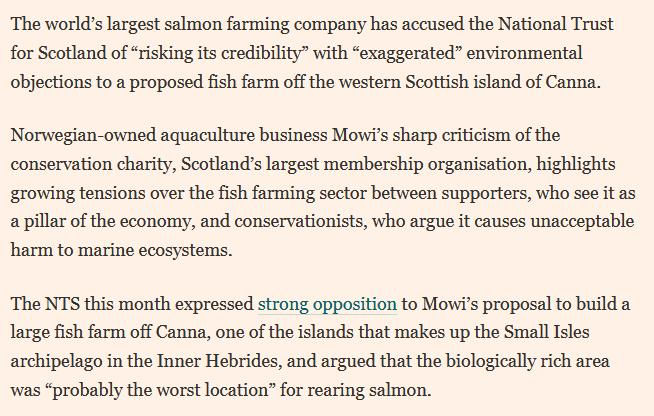 FT on Canna 27 Aug 2019 #2