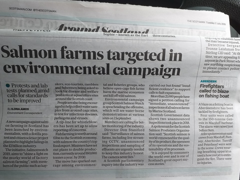 Scotsman 1 July 2019 newspaper version