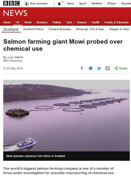 BBC Panorama chemicals
