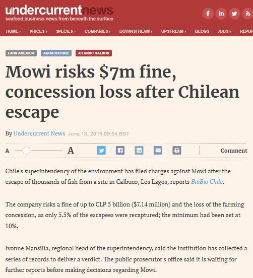 Chile escape