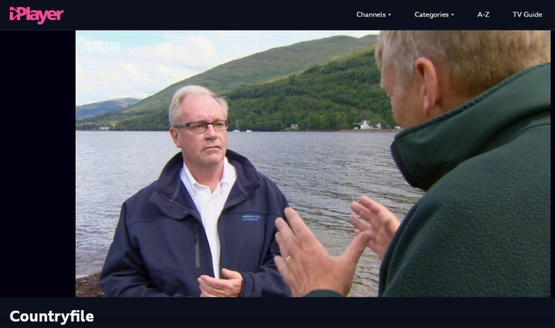 Countryfile 4 Aug 2019 #6 Graham Black