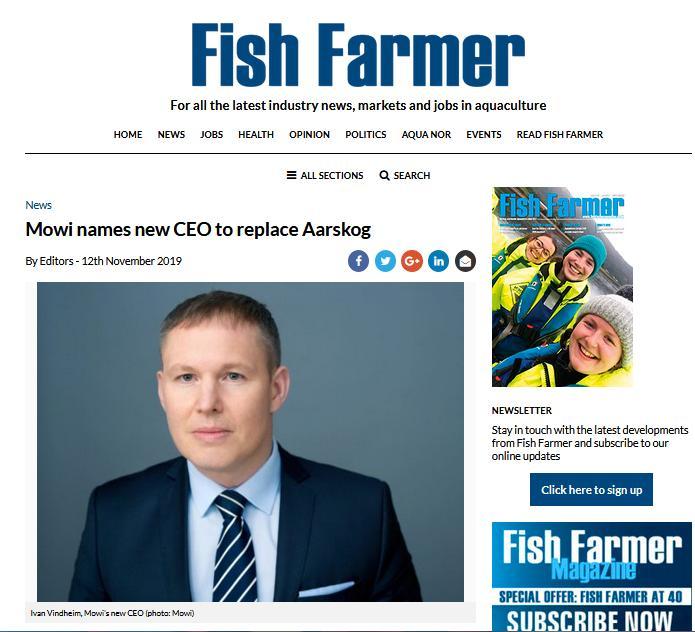 CEO blog #2