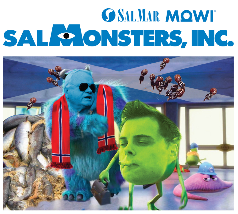 Salmonsters Inc
