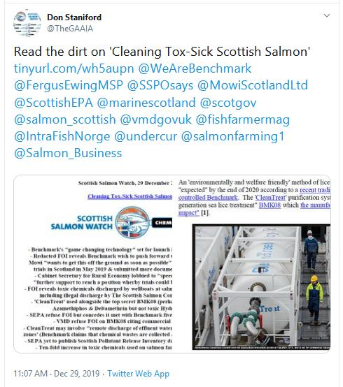 PR CleanTreating Tox-Sick Salmon 29 Dec 2019 Tweet