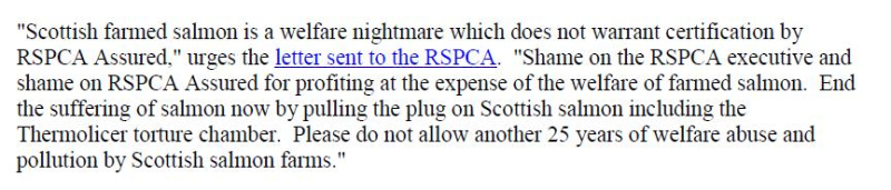 PR RSPCA Asked to Stop Certification 5 Feb 2020 #2