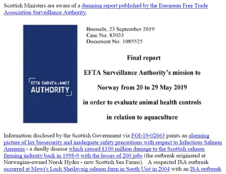 Letter to Scottish Government re eggs imports 24 February 2020 #2