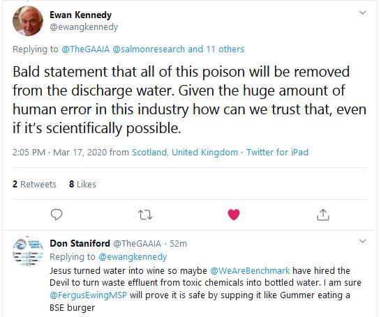 PR Ectosan BMK08 17 March 2020 Tweet #2 Ewan Kennedy