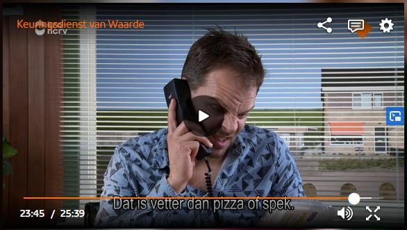 Dutch TV March 2020 #22 fattier than pizza