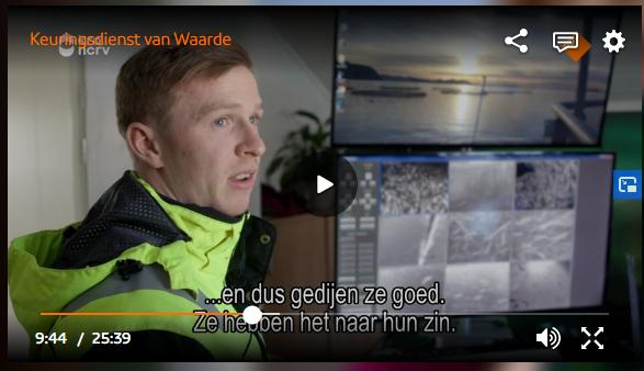 Dutch TV March 2020 #10 feeding cameras having a good time thriving
