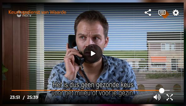 Dutch TV March 2020 #21 Don on phone not a healthy choice for the environment
