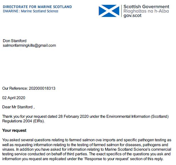 FOI reply 2 April 2020 # first bit