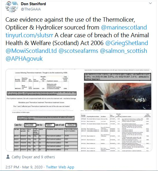 Media Backgrounder Case Vs Thermolicer March 2020 # Tweet 9 March 2020