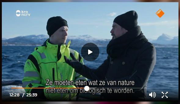 Dutch TV March 2020 #14 they have to eat what they naturally don't eat to become organic