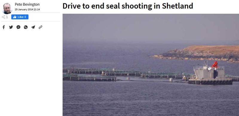 Shetland News 29 Jan 2014 #1
