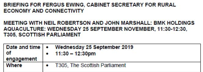 John Marshall bio #2 SP meeting with Fergus Sept 2018