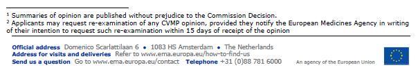 EMEA Imidacloprid approval 11 Sept 2020 #2
