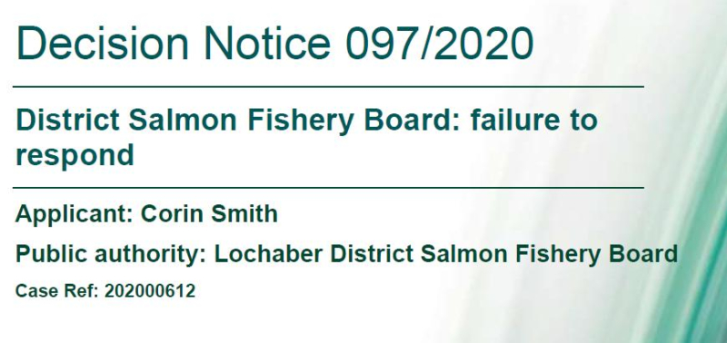 SIC DN 097 Lochaber DSFB vs Corin Smith Aug 2020 #1