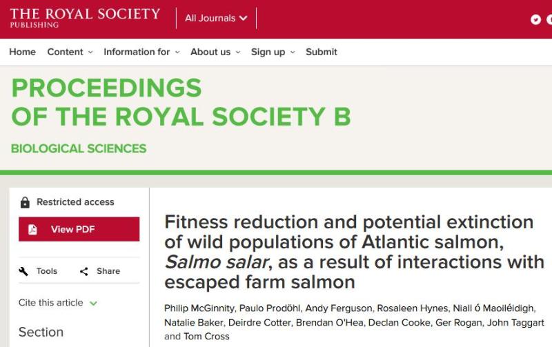 Royal Society paper 2003 #1