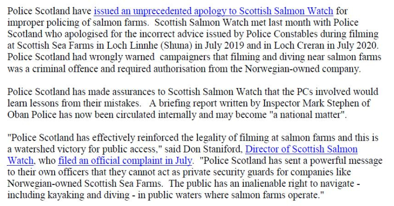 PR Police Scotland Apology 14 Oct 2020 #2