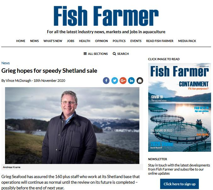 Fish Farmer 18 Nov 2020 #1