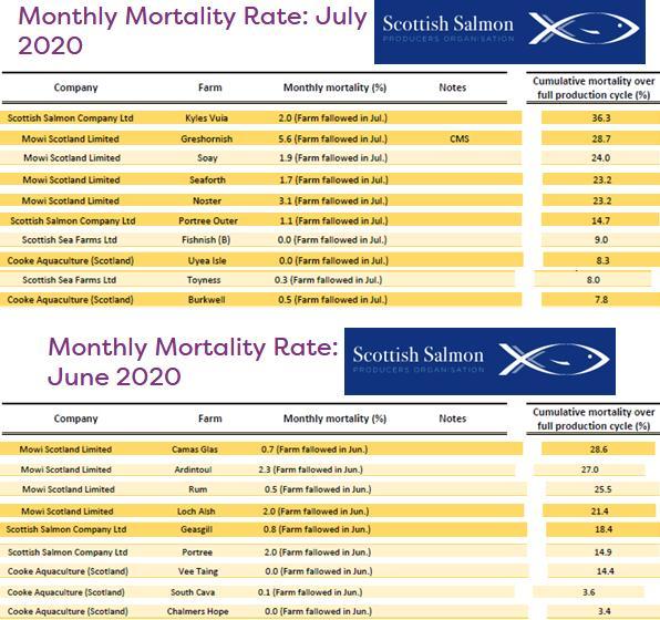 SSPO mort #4 July & June 2020